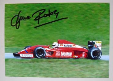 Badoer (ITA), Luca - Lola Ferrari 1993