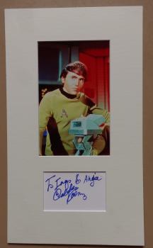 Koenig (+), Walter - Star Trek