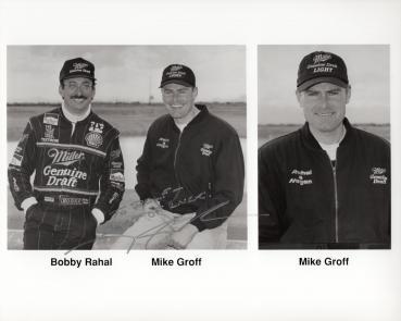 Groff (USA), Mike - IndyCar