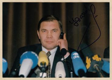 Lebed (+), Alexander Iwanowitsch - ehem. General und Politiker aus Russland