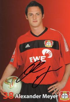 Meyer, Alexander - Bayer Leverkusen (2003/04)