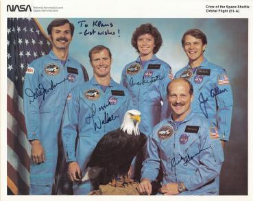 Space Shuttle Orbiter 51-A