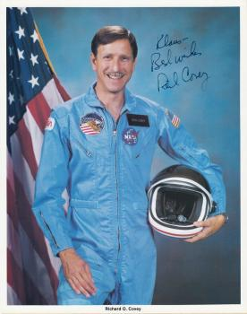Covey, Richard O. - STS-51