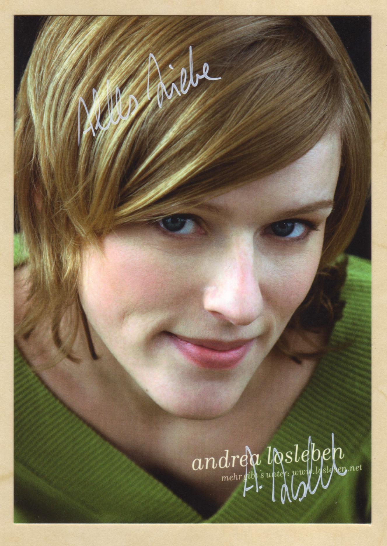 Andrea Losleben Nude Photos 99